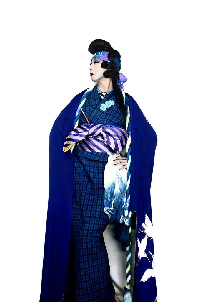 выставка кимоно