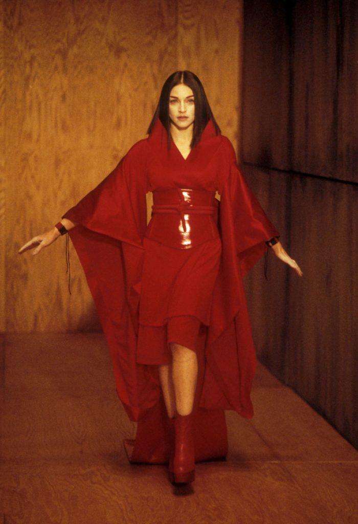 выставка кимоно - мадонна