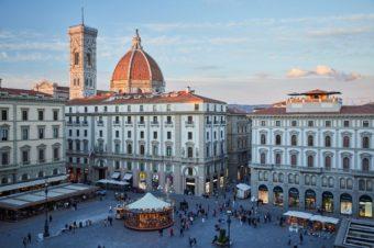 Флорентийская роскошь отеля Savoy