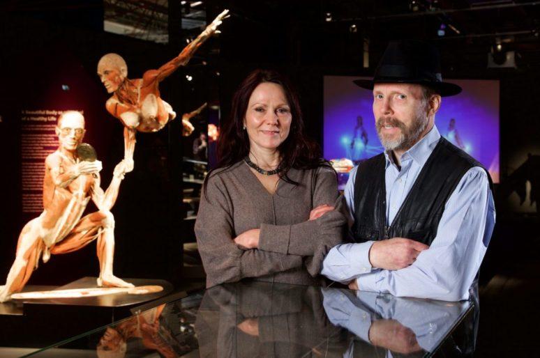 Всемирно известная выставка человеческих тел Body Worlds