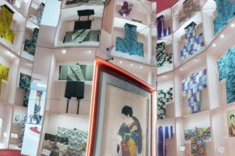 Изменены даты проведения выставки кимоно