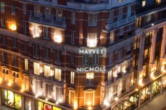 Harvey Nichols обновил Комнату ароматов