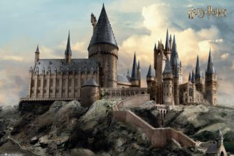 Гарри Поттер у вас дома
