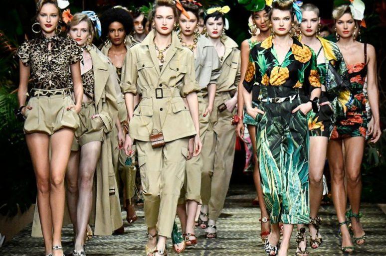 Июльские Недели моды 2020 года в Милане и Париже пройдут в онлайн-формате
