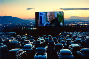 Американский кинотеатр в стиле 50-х приглашает