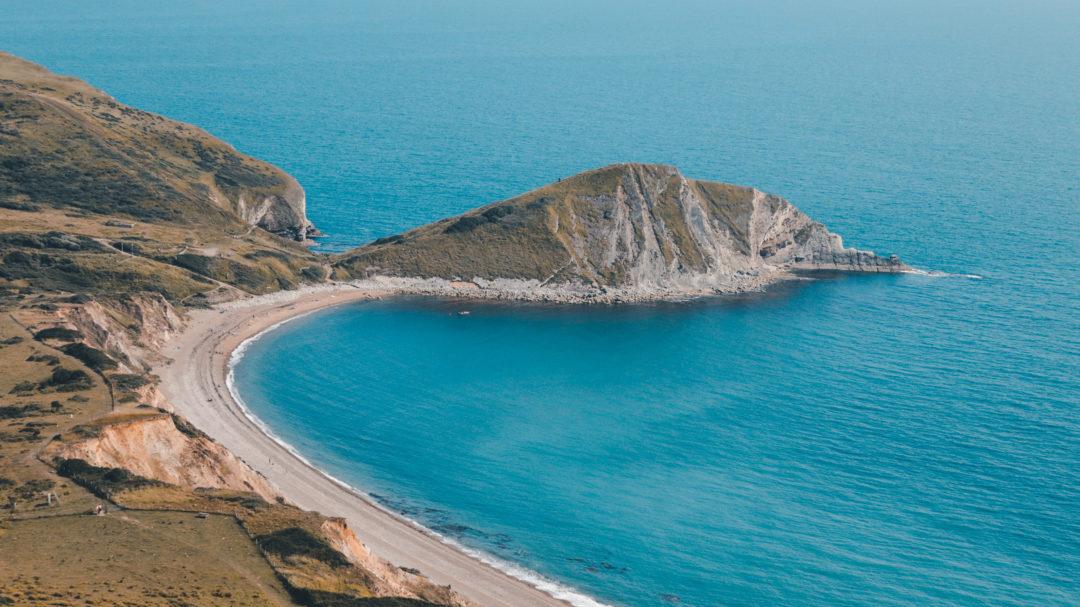 пляжи Великобритании