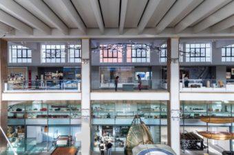 В Лондоне после перерыва открывается Музей науки