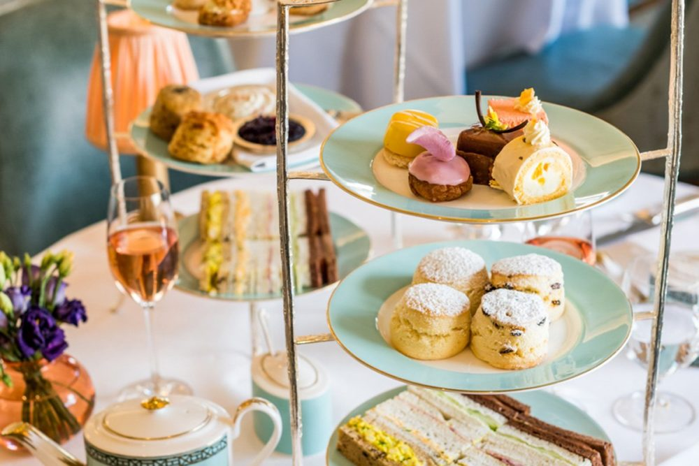 Fortnum and Maison afternoon tea