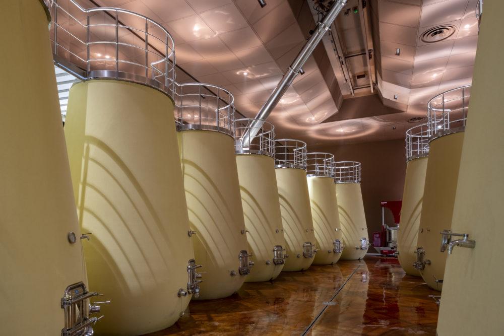 монтеросола винодельня