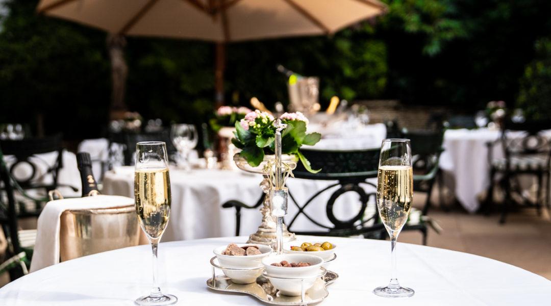 The Ritz London открывает рестораны