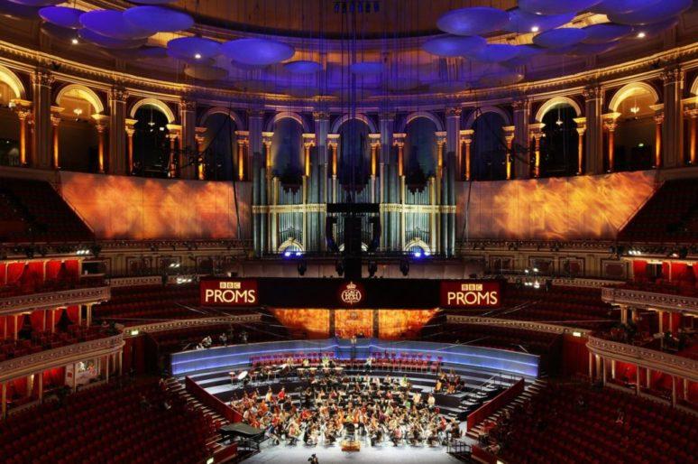 Музыкальный фестиваль BBC Proms стартовал в новом формате