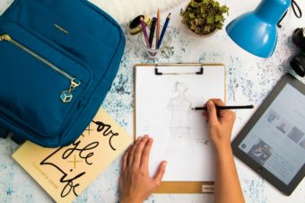 Фонд Британского совета моды поддерживает дизайнеров