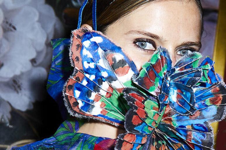 Couture for Change: маски от кутюр Рональда ван дер Кемпа