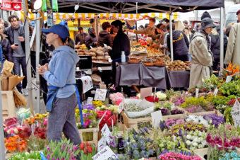 Рынки Лондона мимо которых нельзя пройти