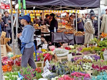 рынки лондона