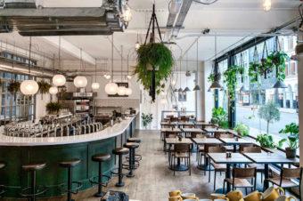 Гастрономический октябрь: фестиваль ресторанов в Лондоне