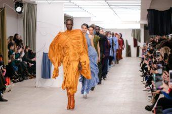 Опубликовано расписание предстоящей Лондонской недели моды