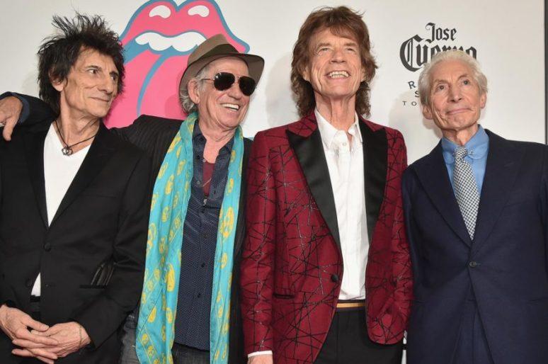 Rolling Stones открывает флагманский магазин в Лондоне