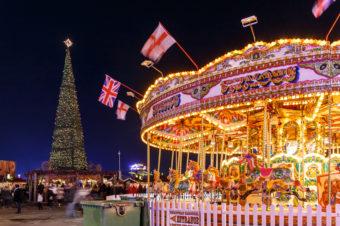 В этом году Рождество останется без Страны чудес