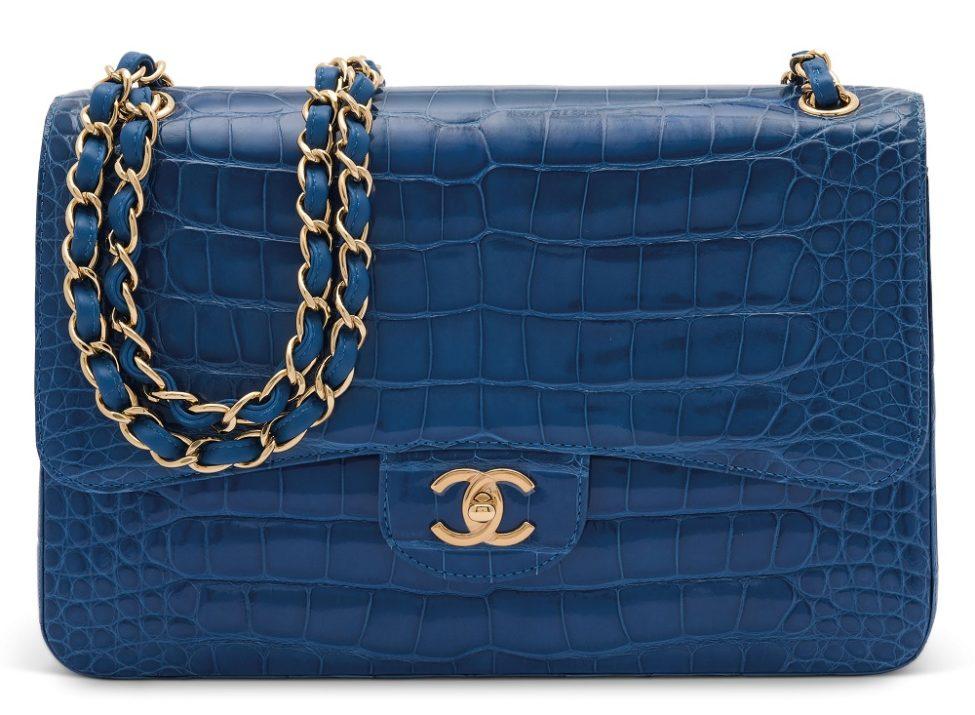 аукцион дамских сумочек