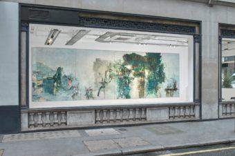 Галерея Lévy Gorvy открыла новое пространство в бывшем Pret A Manger