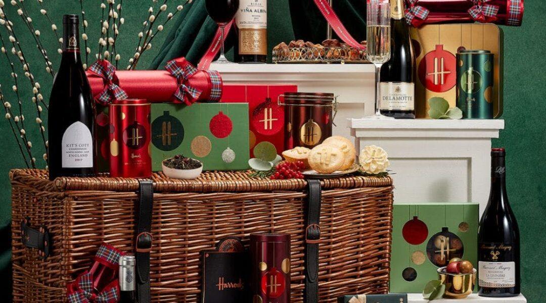 Подарки: рождественские корзины ‒ 2020