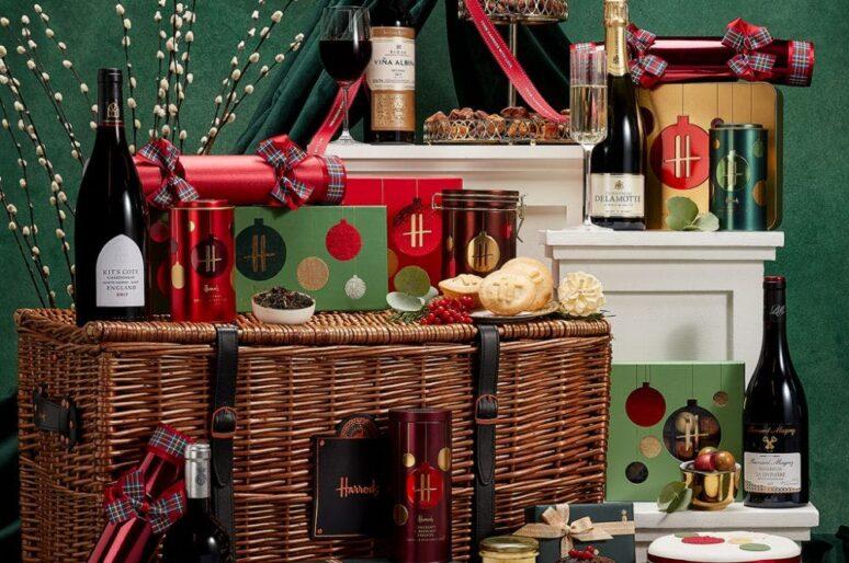 Подарки к Рождеству: рождественские корзины ‒ 2020