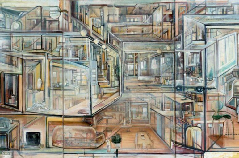 Технологии открывают новые перспективы: Паскаль Сендер о выставке в Saatchi Yates