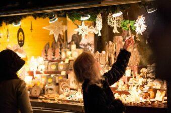 Рождественские ярмарки Лондона