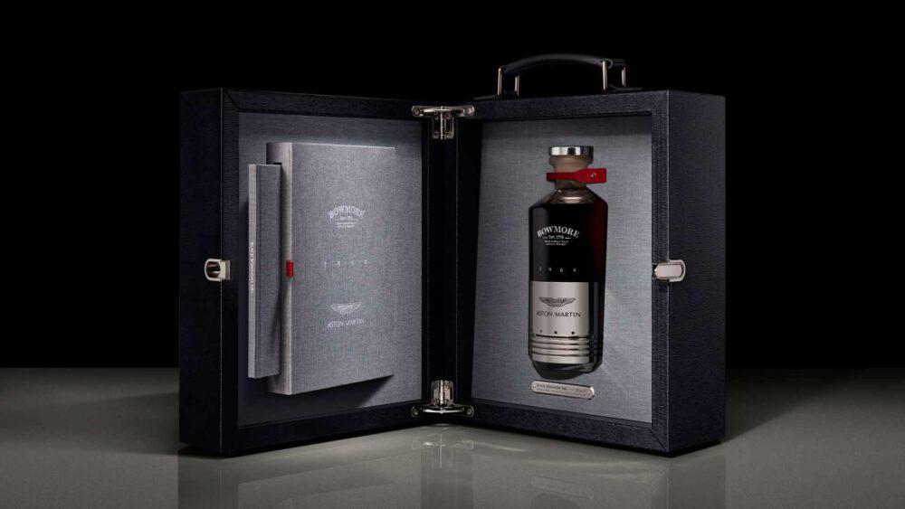 виски black bowmore aston martin
