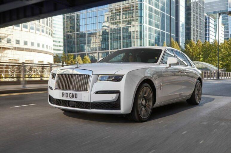 Ghost: новинка 2020 года от Rolls-Royce