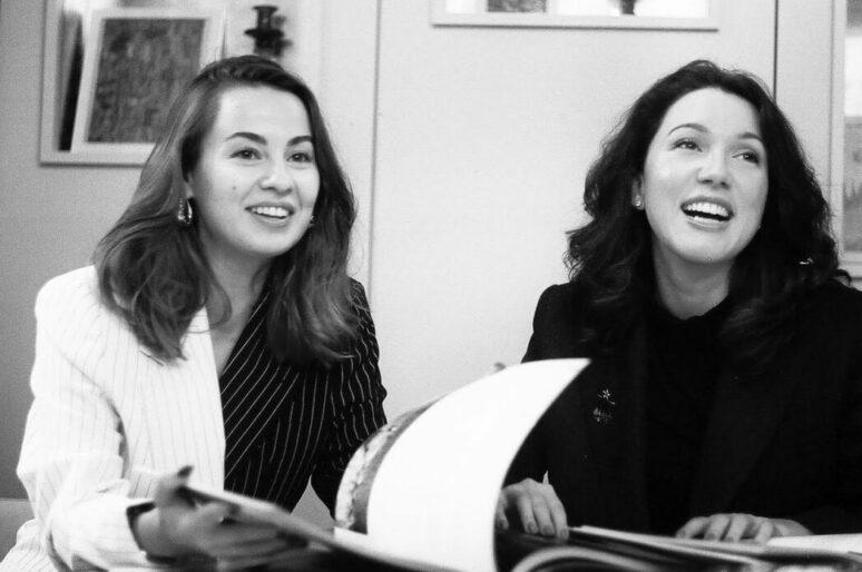 Мария Королевская и Анастасия Петровская: Мы успешны во многом благодаря нашему тандему
