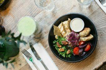 Не мясо: доставка еды от  веганских ресторанов Лондона
