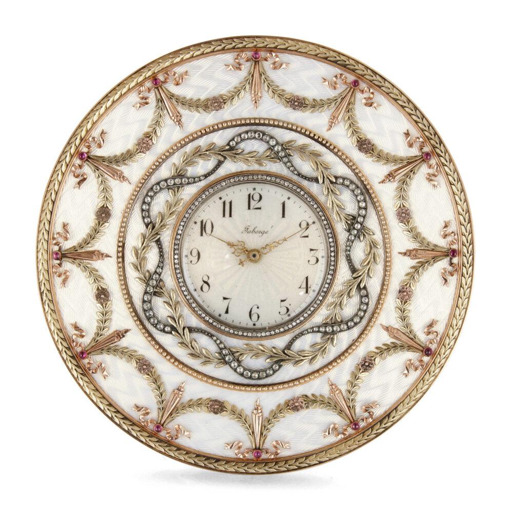 часы фаберже галерея мейфэр