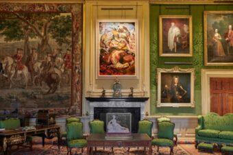 Выставка художницы Сесиль Браун во дворце Бленхейм: что известно