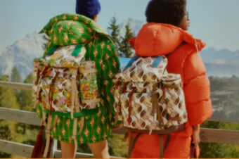 Время нестандартных решений: коллаборация Gucci и The North Face