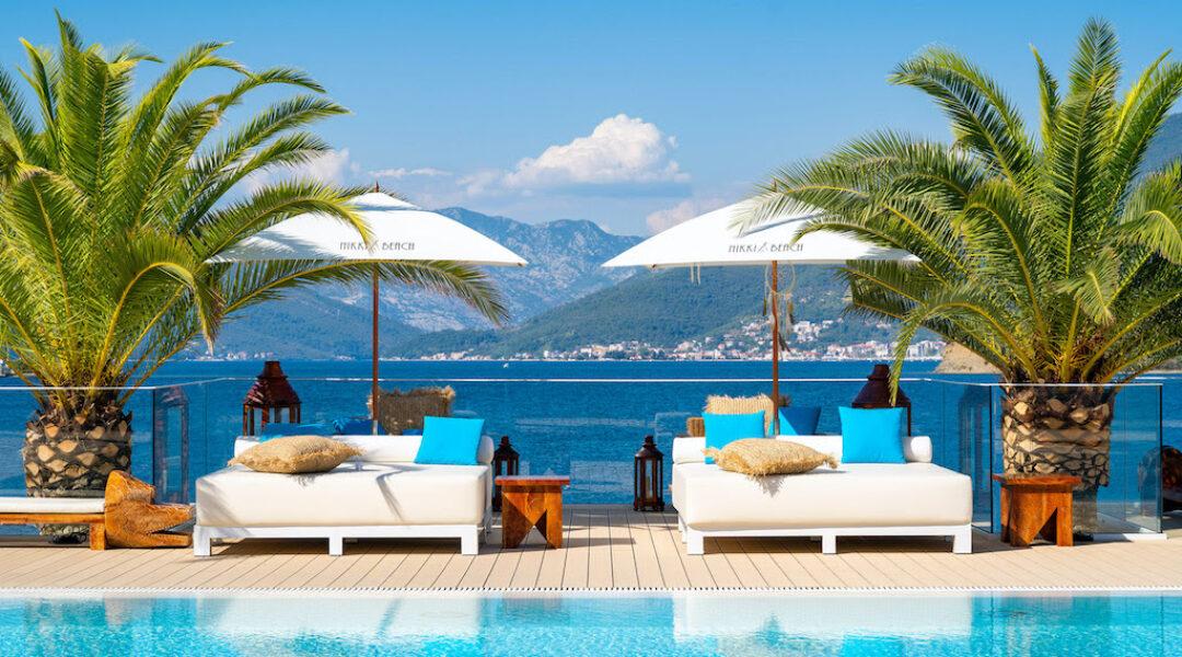 В Черногории откроется Nikki Beach Montenegro