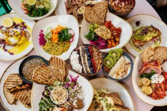 Не мясо: традиционные рестораны с веганским меню
