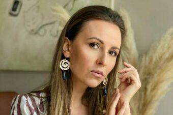 Анна Ханова: В нарядах Opportunique нельзя остаться незамеченной