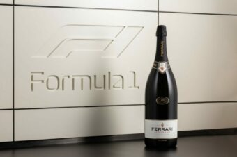 Игристое вино Ferrari Trento стало официальным напитком Формулы-1
