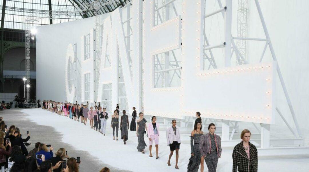 Модный дом Chanel создает культурный фонд