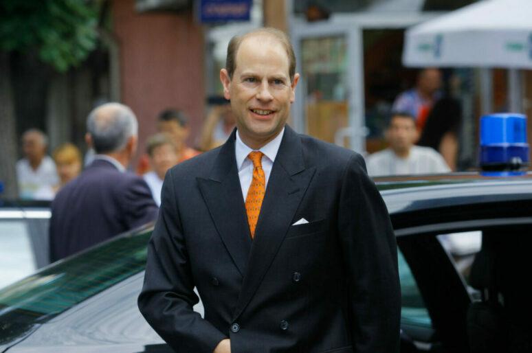 Принцу Эдварду исполнилось 57 лет