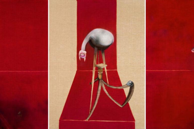 В Королевской академии художеств пройдёт выставка Фрэнсиса Бэкона