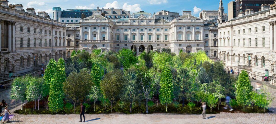 Сомерсет-хаус, Лондон Дизайн-биеннале