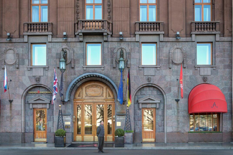 отель Астория Санкт-Петербург