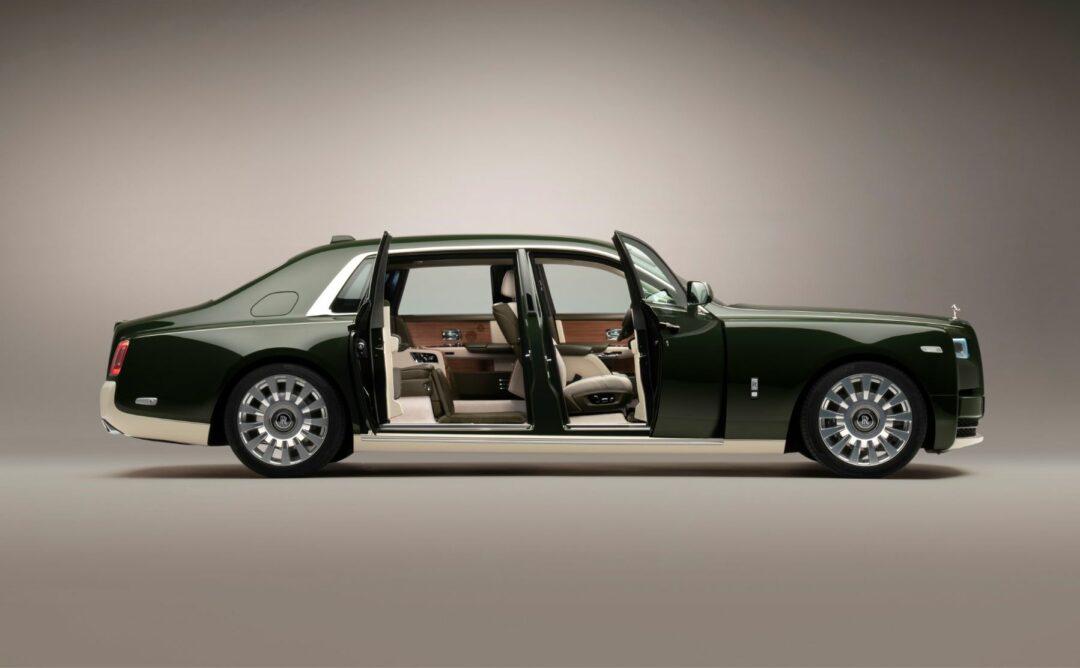 Phantom Oribe Rolls Royce