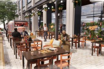 В Лондоне открылся итальянский рынок Eataly