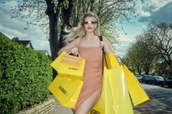 Покупать или арендовать: онлайн-прокат одежды от Selfridges