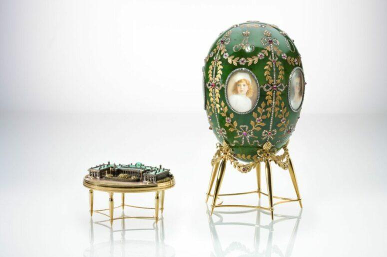 В Музее Виктории и Альберта откроется выставка, посвящённая Карлу Фаберже