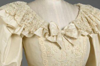 Впервые за 25 лет свадебное платье принцессы Дианы покажут публике